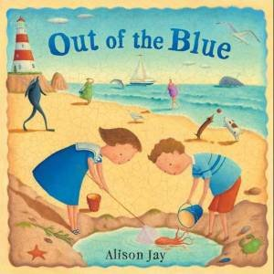 Out of the Blue by JAY ALISON