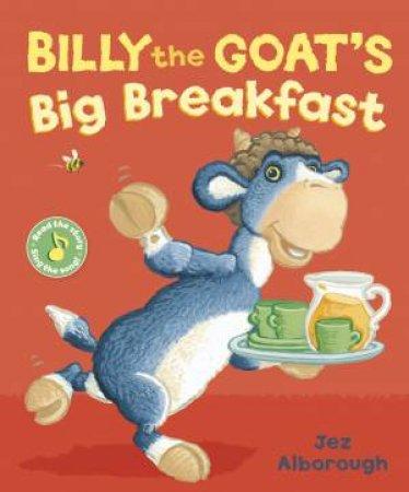 Billy the Goats Big Breakfast