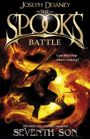The Spook's Apprentice 04 : The Spook's Battle by Joseph Delaney