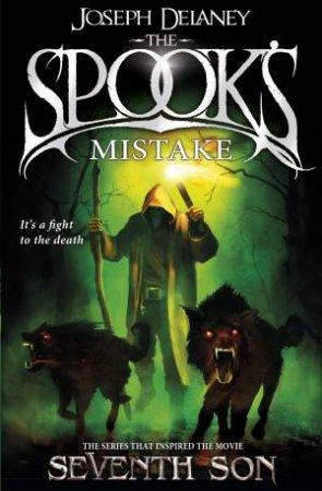 The Spook's Apprentice 05 : The Spook's Mistake