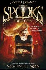 The Spooks Apprentice 10  The Spooks Blood
