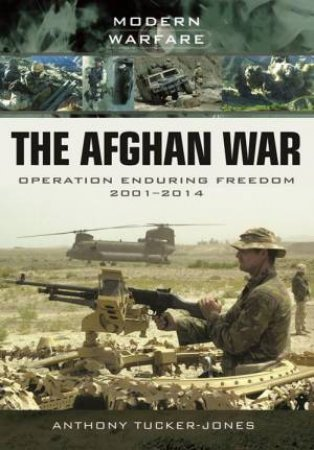 Afghan War by TUCKER-JONES ANTHONY