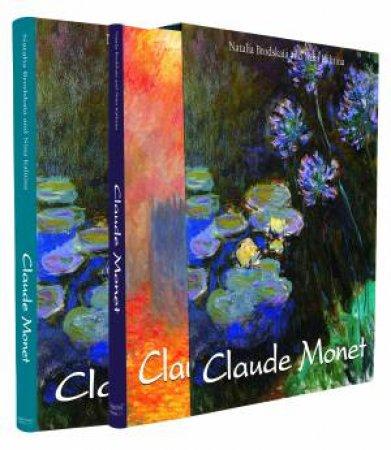 Claude Monet by Nathalia Brodskaia & Nina Kalitina