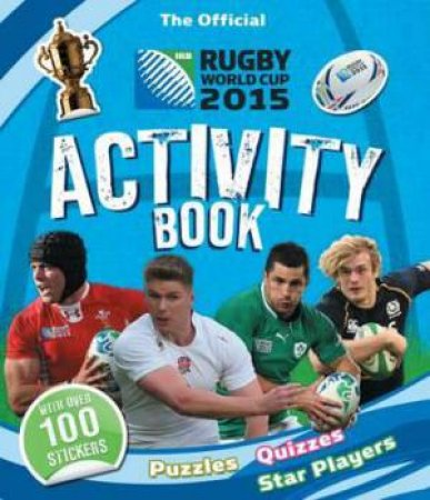 The Official Rugby World Cup 2015 Activity Book