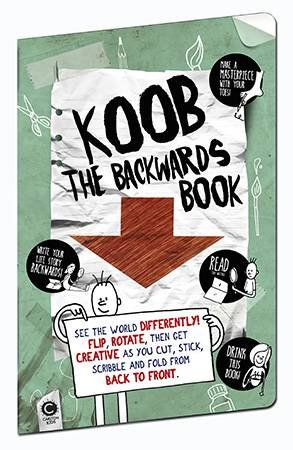 KOOB: The Backwards Book