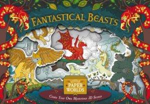 3D Colourscapes: Fantastical Beasts