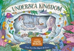 3D Colourscapes: Undersea Kingdom