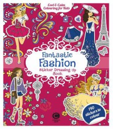 Fantastic Fashion Sticker Dressing Up by Carlton Kids