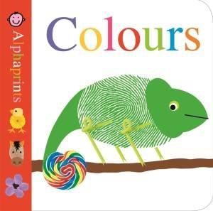 Alphaprints: Colours