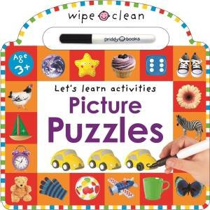 Wipe Clean Learning: Picture Puzzles