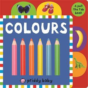 Pull-the-Tab: Colours by Various