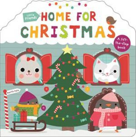 Home For Christmas by Little Friends