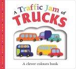 A Traffic Jam of Trucks