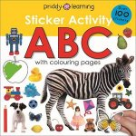 Early Learning Sticker Activity ABC