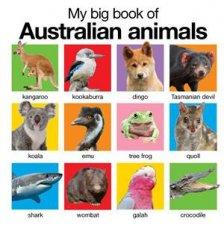 My Big Book Of Australian Animals