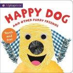 Alphaprints Happy Dog