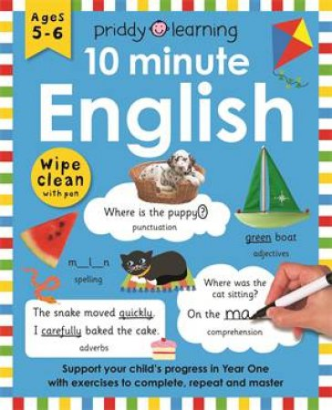 10 Minute English