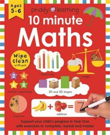 10 Minute Maths