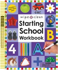 Starting School Activity Book
