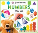 First Learning Play Set Numbers
