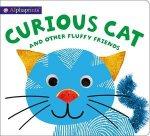 Alphaprints Curious Cat