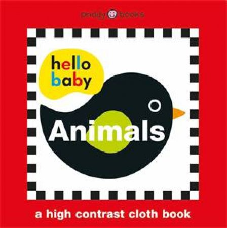 Hello Baby Cloth Animals