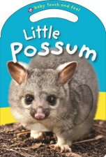 Baby Touch And Feel Little Possum
