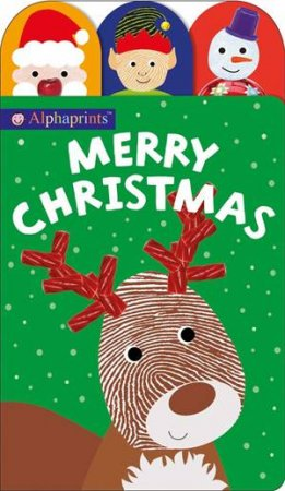 Alphaprints Merry Christmas