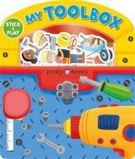 My Tool Box Magic Sticker Play  Learn