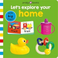 Lets Explore Your Home
