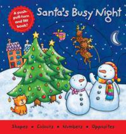 Santa's Busy Night Deluxe by Various