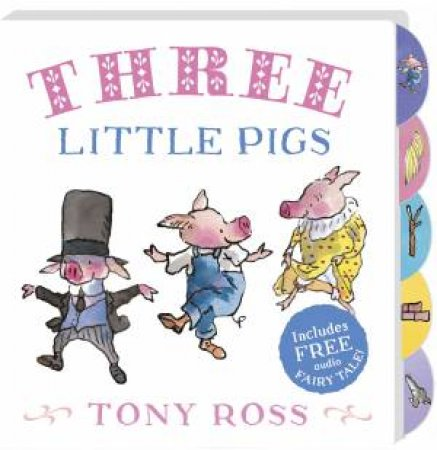 My Favourite Fairy Tale Board Book: Three Little Pigs