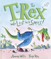 The TRex Who Lost His Specs