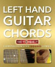 Left Hand Guitar Chords