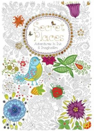 Secret Places: Adventures In Ink And Imagination by Daisy Seal
