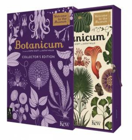 Botanicum: Collectors Edition by Katie Scott & Willis Kathy