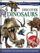 Wonders Of Learning: Discover Dinosaurs by Various