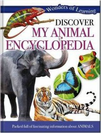 Wonders Of Learning: Discover My Animal Encyclopedia