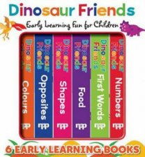 Look And Learn Boxed Set Dinosaur Friends