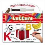 Wipe Clean Activity Book: Letters by Various