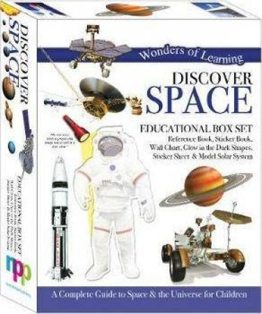 Discover Space: Educational Box Set