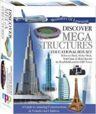 Wonders Of Learning Discover Megastructures Educational Box Set