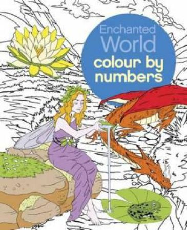Enchanted World Colour By Numbers
