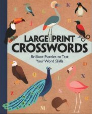 Rustic Large Print Crosswords