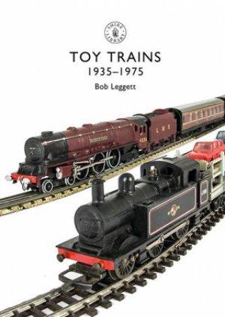 Toy Train Sets: 1938-1975