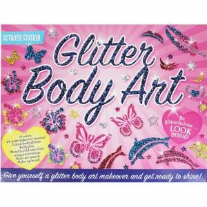 Activity Stations: Glitter Body Art by Various