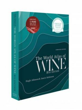 World Atlas Of Wine (8th Ed)