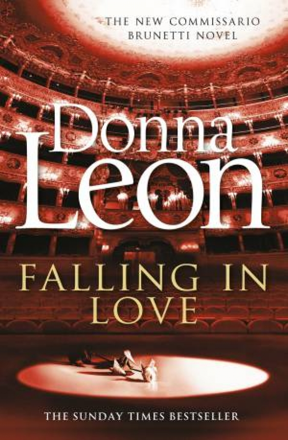 Commissario Brunetti 24: Falling In Love by Donna Leon [Paperback]