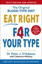 Eat Right 4 Your Type Fully Revised With 10Day JumpStart Plan