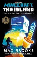 The Island An Official Minecraft Novel